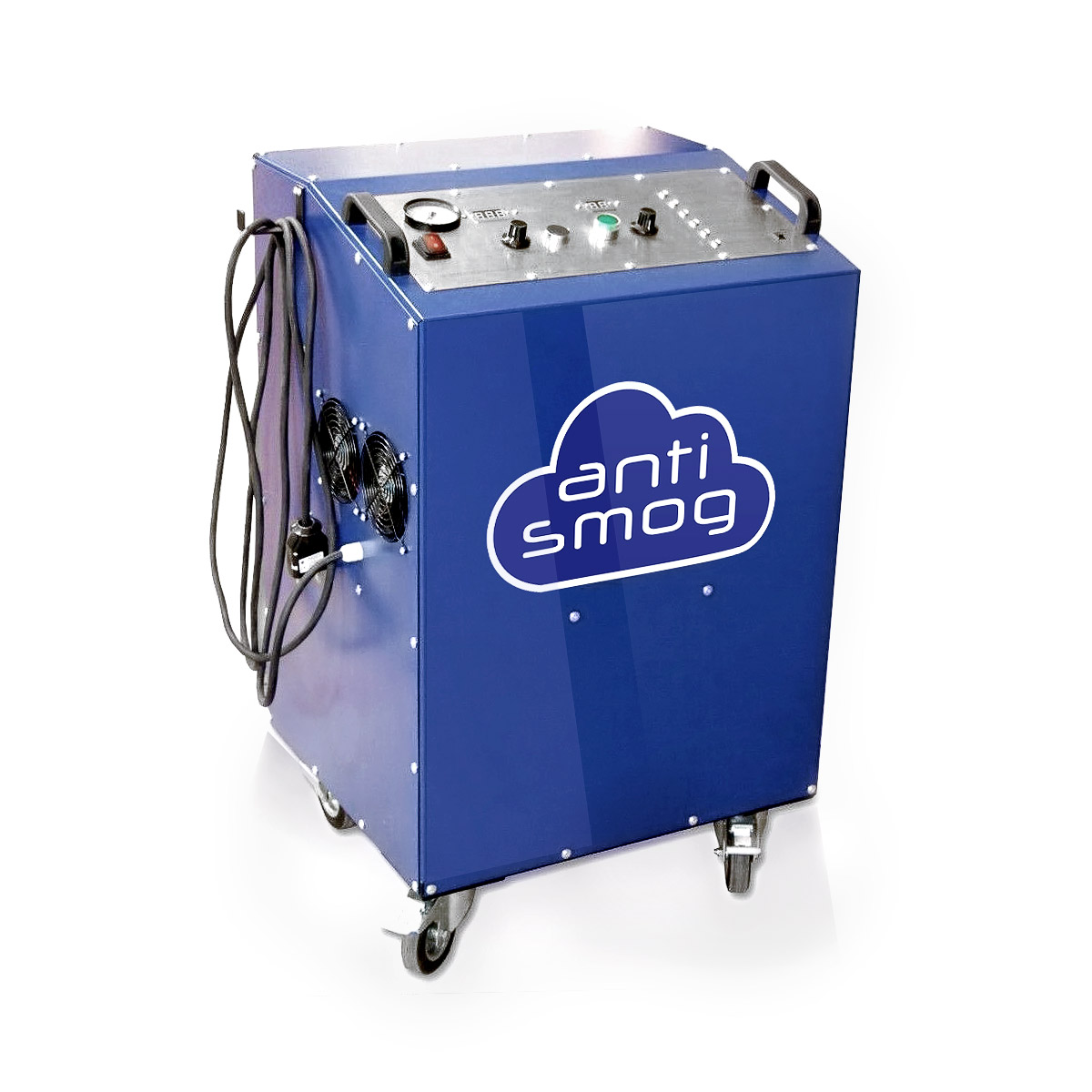 Antismog Carbon Cleaning Machine C-600.220 front view02